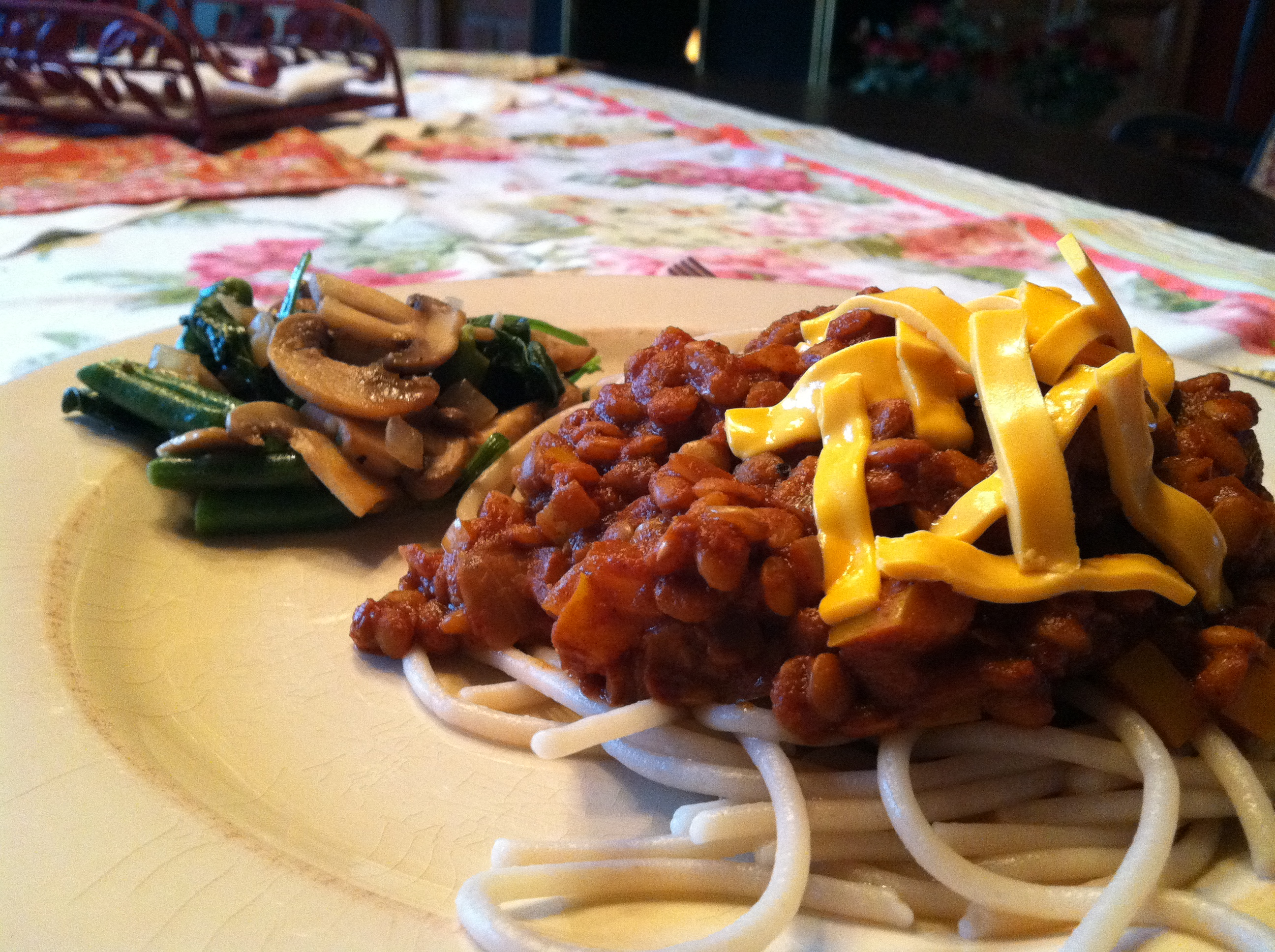 glutenfreehappytummy: SKYLINE CHILI! Gluten Free and Vegan!!!