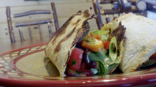 Cauliflower Tortilla Tacos from Gluten Free Happy Tummy