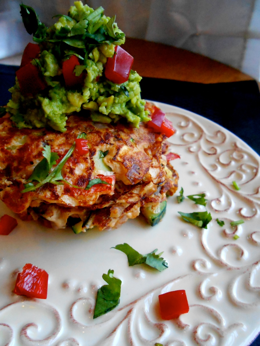 Mexican Skillet Cakes! By BeautyBeyondBones Perfect for Corona Quarantine! #coronavirus #covid19 #food #glutenfree #paleo #specificcarbohydratediet #vegetarian #cooking #dinner