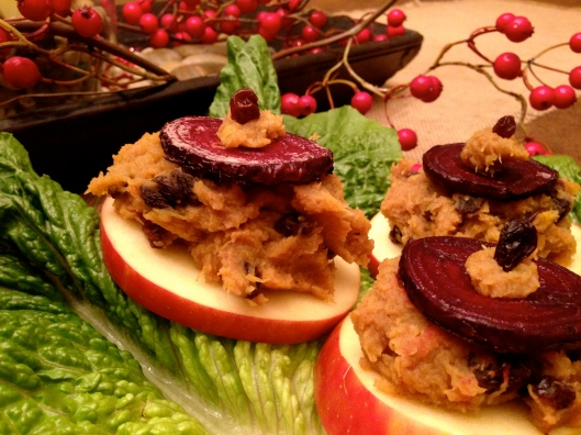 the beets gave it just the right amount of savoriness